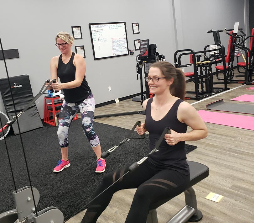 Fitness for women in Newmarket