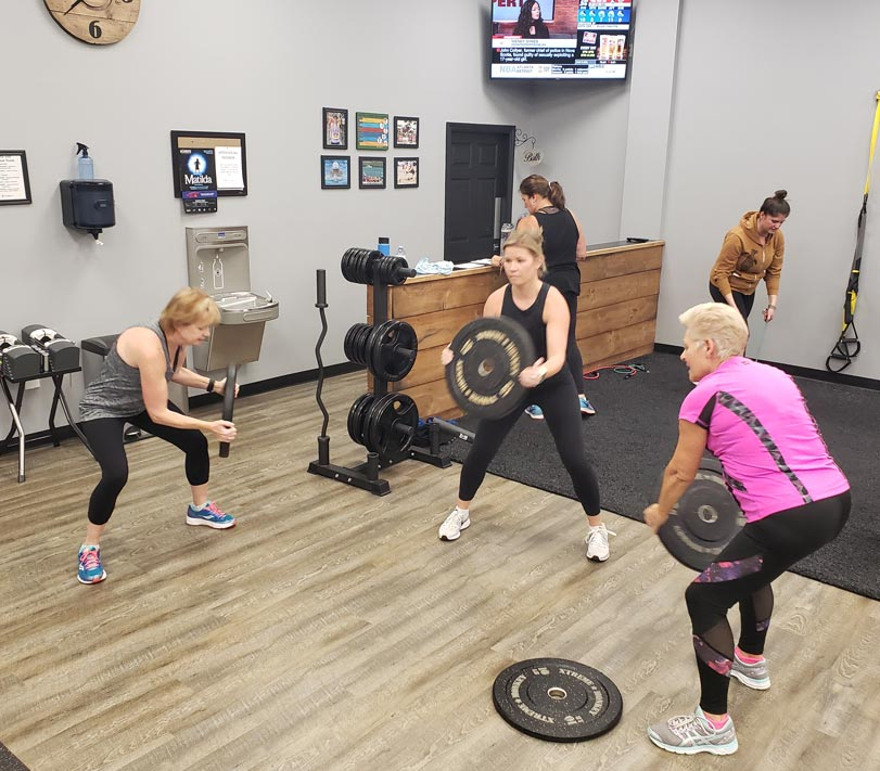 Small Group personal training in Newmarket