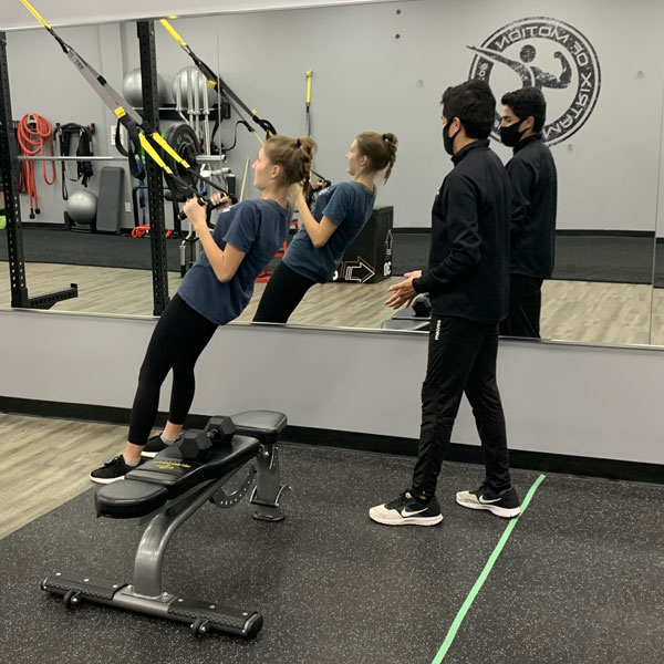 Athletic performance training in the gta