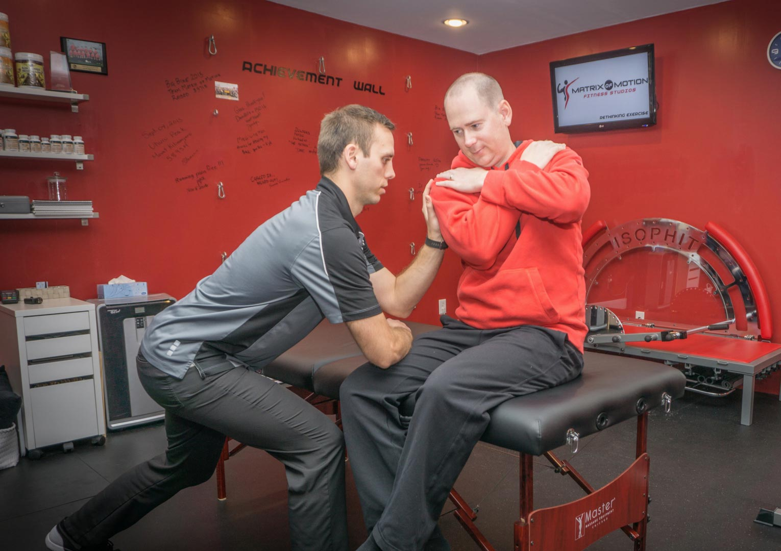 MAT Physical therapy in Newmarket